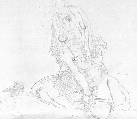 My euhh.... -_-''' bref mes créations - Page 3 Chou10