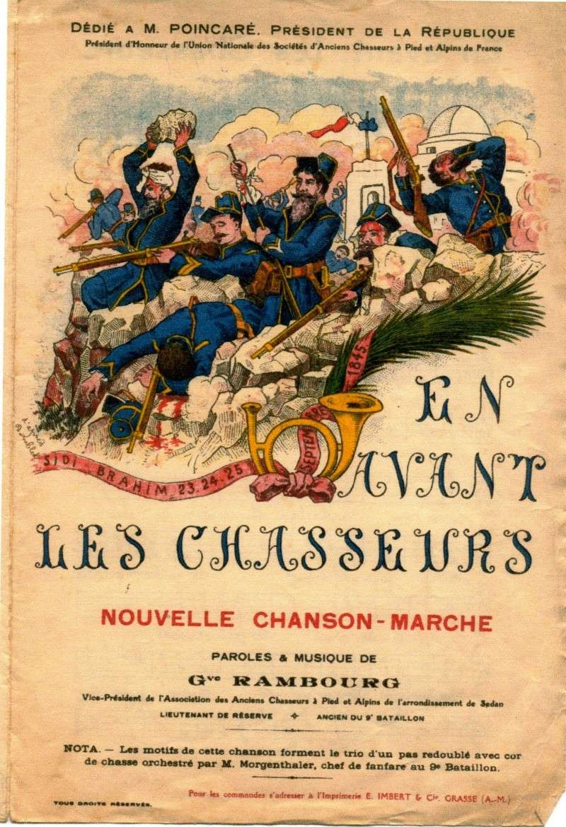 HYMNE  DES  CHASSEURS Img12810