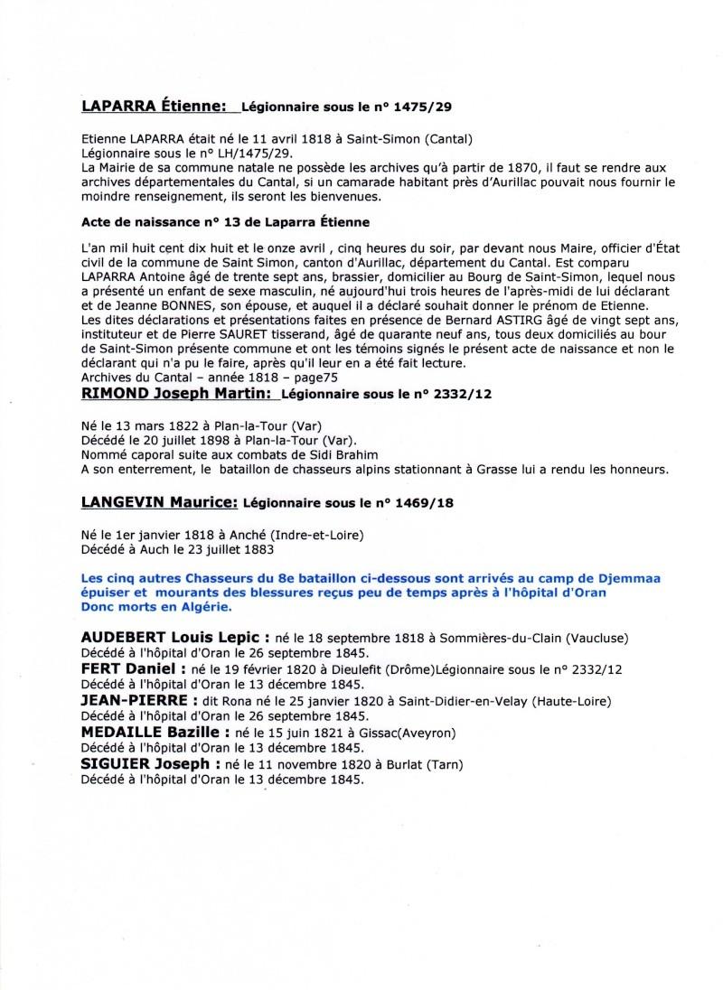 Les rescapés du marabout de Sidi-Brahim Img29310