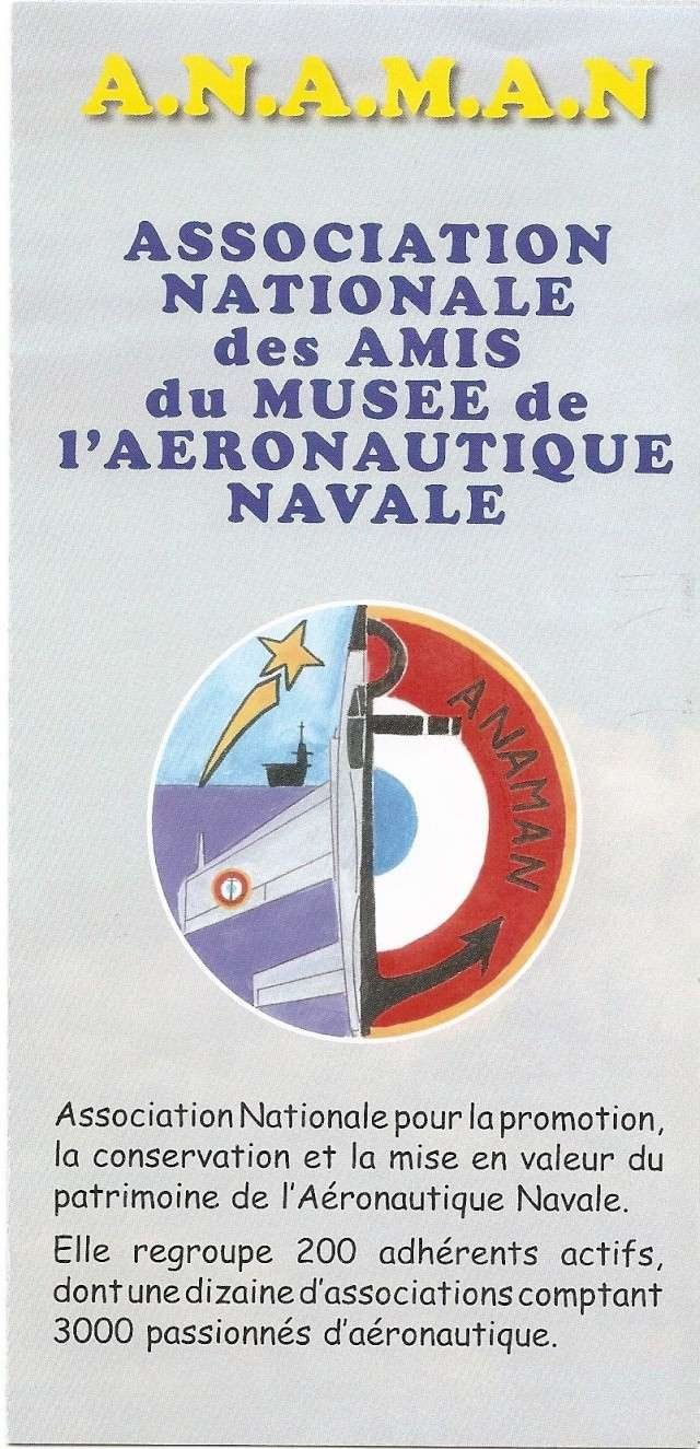 [ Les Musées en rapport avec la Marine ] Musée de l'Aeronautique Navale de Rochefort Numari21