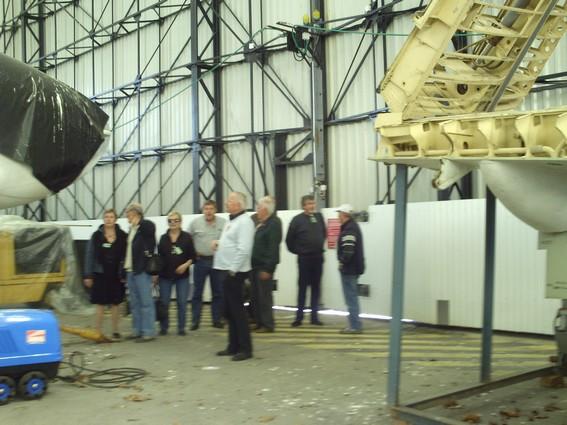 [ Les Musées en rapport avec la Marine ] Musée de l'Aeronautique Navale de Rochefort Pict0014