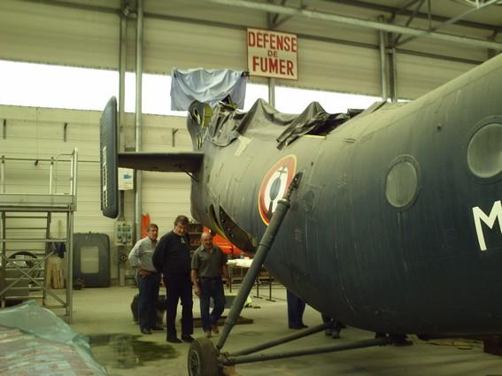 [ Les Musées en rapport avec la Marine ] Musée de l'Aeronautique Navale de Rochefort Pict0016