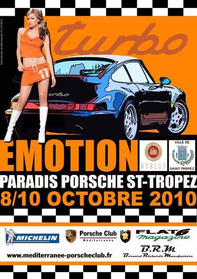 paradis porsche dimanche 10 octobre 2010 Affich11