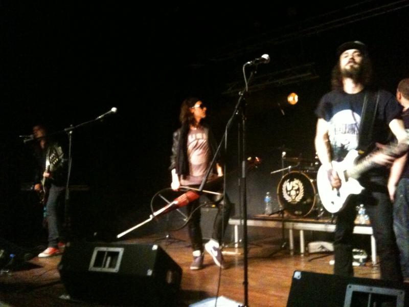 The Versus en concert le 03 avril 2010 Img_0112
