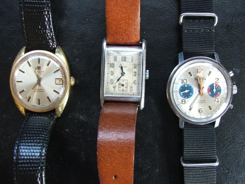 Enicar - Un post qui référence les montres de brocante... tome I Dscf5410