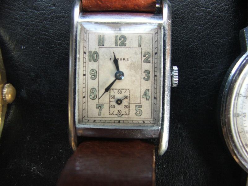 Enicar - Un post qui référence les montres de brocante... tome I Dscf5412