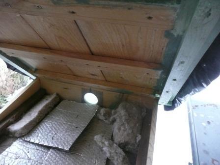 Isolation des ruches P1010314
