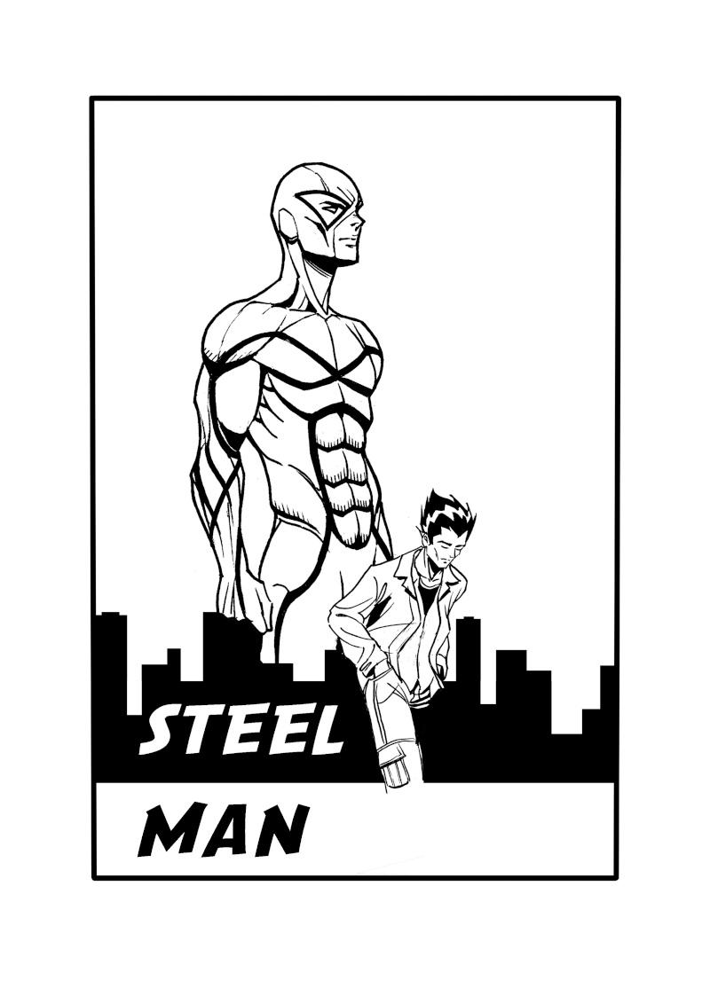 Galerie de Steelman Steelm18