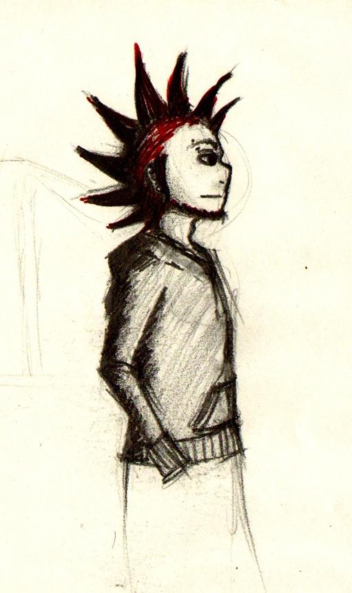LenArt. Punk10