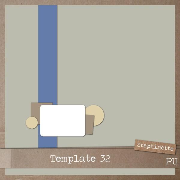 ~ Les freebies de Stephinette ~ - Page 3 Templa17