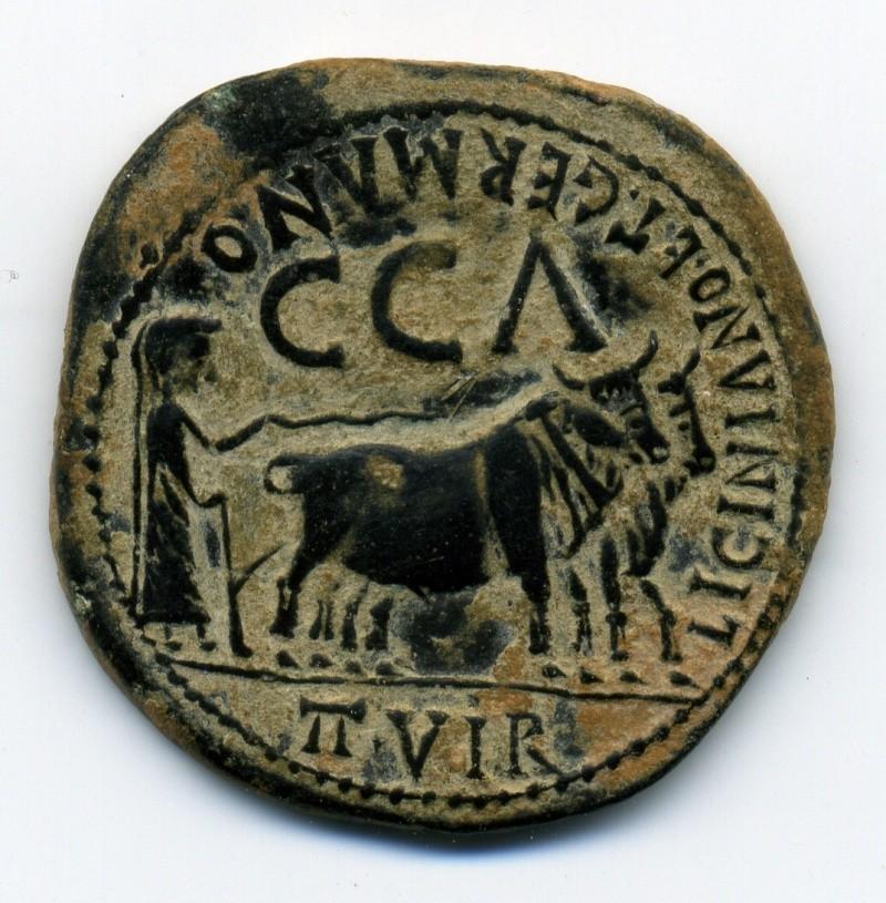 As de Caesar Augusta, reinado de Calígula. Img13810