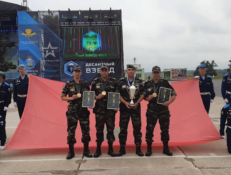 """Participation des FAR aux """"International Army Games 2019""""   69957910"""