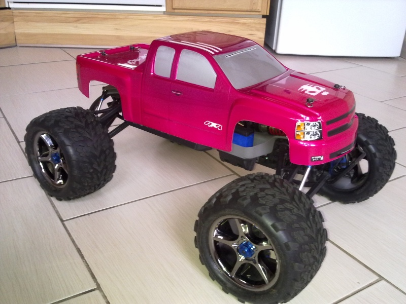 New carro sur e-revo 03042011