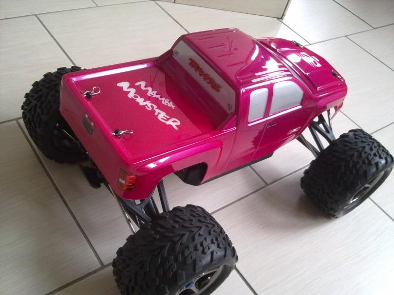 New carro sur e-revo 03042012