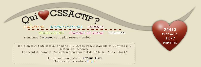 ForumActif Mag' N°5: A vous les Webmasters! 10-03-10