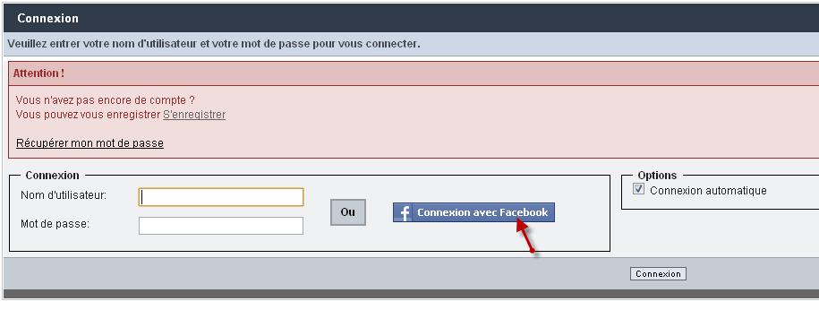 Mise a jour forumactif: Facebook Connect et encore plus à voir à l'intérieur! 22-06-14