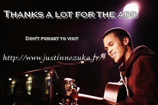 Myspace français de Justin Nozuka! Thx_jn10