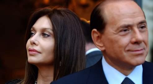 Madanm Berlusconi mande divos Italie10