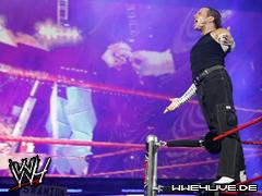 Steve Austin vs Chris Jericho vs The Brian Kendrick(Triple Treath Match) 4live-10
