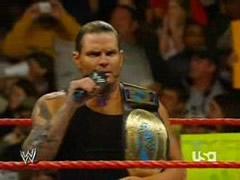 Steve Austin vs Chris Jericho vs The Brian Kendrick(Triple Treath Match) I2347410