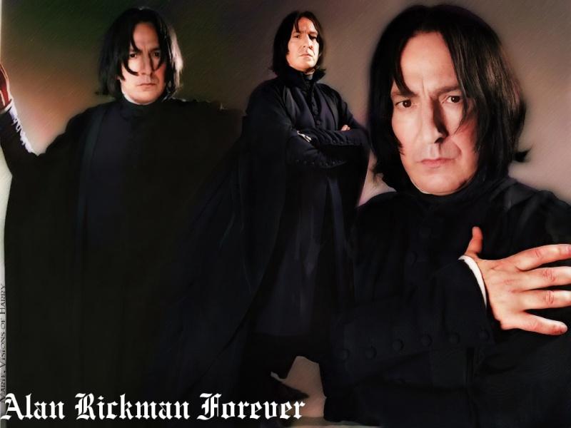 Alan Rickman Forever