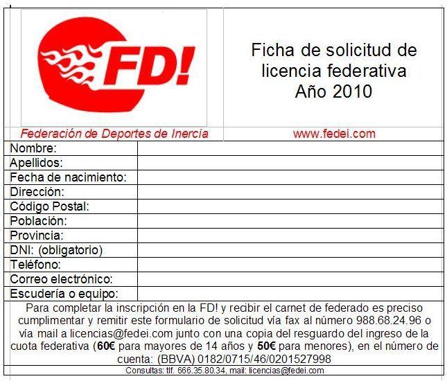 Solicitud Licencia de piloto 2010 Solici10