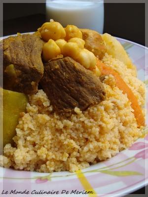 plats algeriens Cousco10