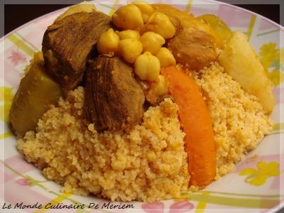 plats algeriens Cousco11