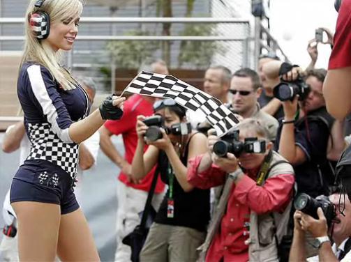 Mulheres e Automobilismo Mulher12