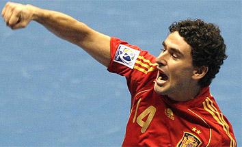 Fútbol Sala - España, pentacampeona de Europa Daniel10