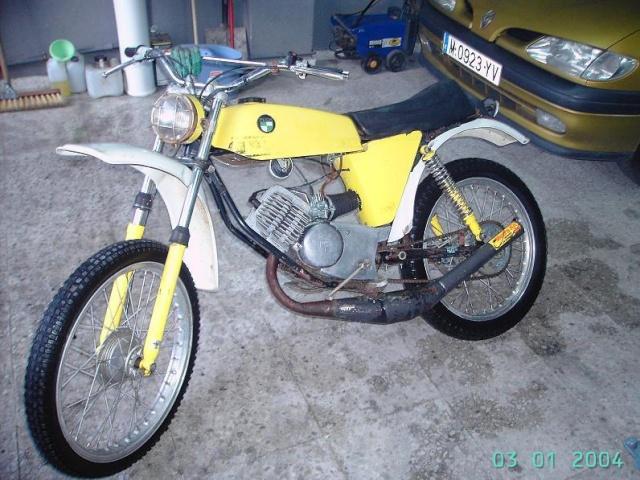 Puch Minicross Super * Juan Francisco Dsc03110
