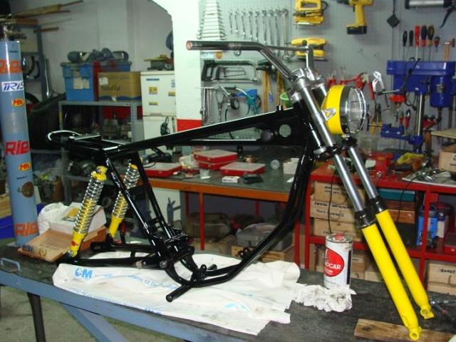 Puch Minicross Super * Juan Francisco Dsc03915