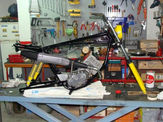 Puch Minicross Super * Juan Francisco Dsc03916