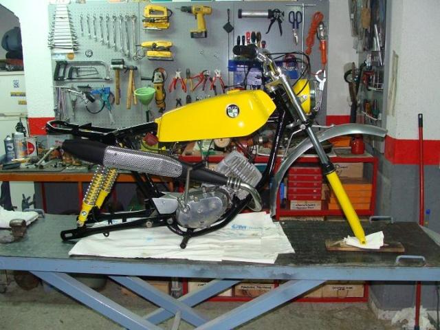 Puch Minicross Super * Juan Francisco Dsc03918