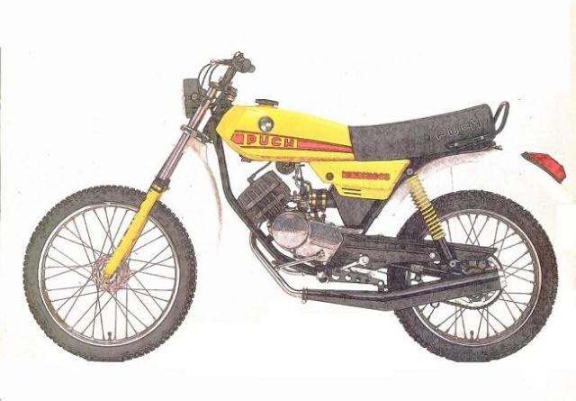 De Puch a Suzuki Minicross Puch_i10