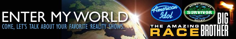 ENTERMYWORLD: Enter my World