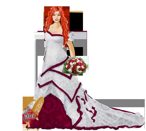 [ Attia - Realisée] une robe de mariée Lyssan10