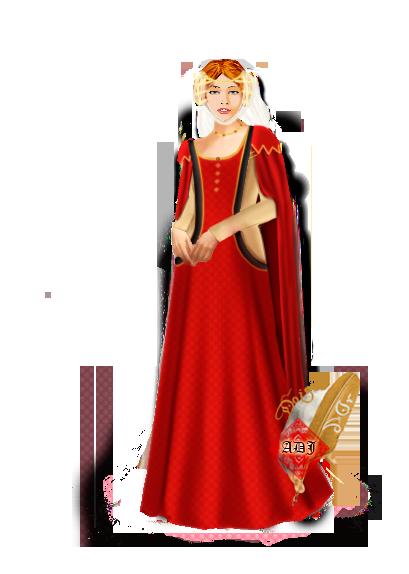 La garde robe de la baronne Robe-a24