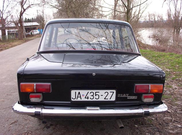 FIAT 124 BERLINA VENDESI- FIAT 124 SALOON FOR SALE Aleksa13