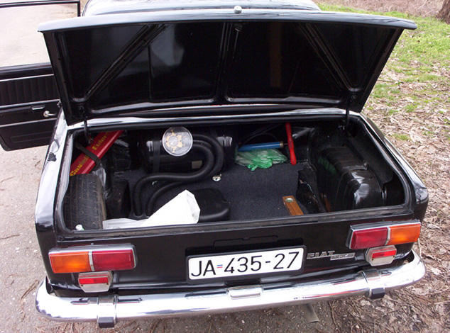 FIAT 124 BERLINA VENDESI- FIAT 124 SALOON FOR SALE Aleksa16