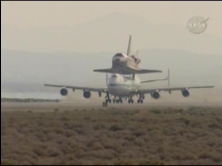 [STS 125 - Atlantis] : Retour sur Terre (dimanche 24 mai) - Page 15 Atlant13