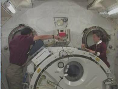 une Japonaise s'envolera vers l'ISS en 2010 Musica10