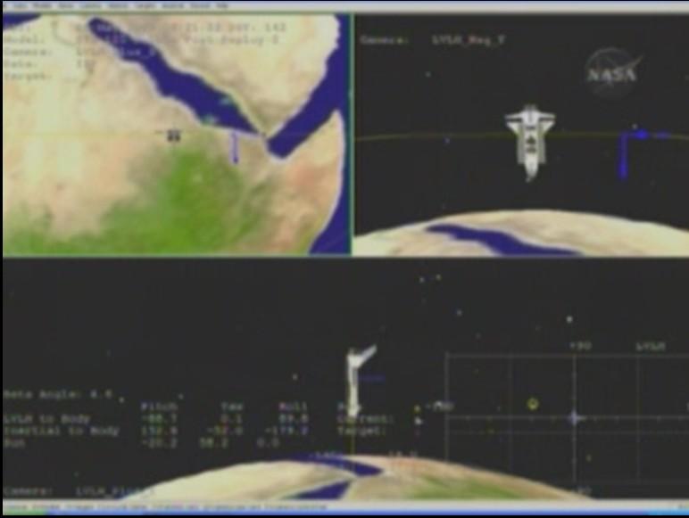 [STS 125 - Atlantis] : Retour sur Terre (dimanche 24 mai) Piquem10