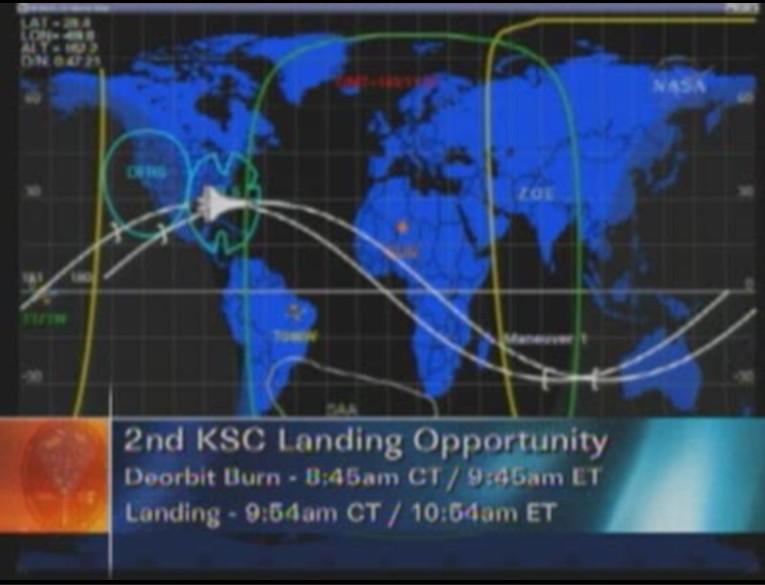 [STS 125 - Atlantis] : Retour sur Terre (dimanche 24 mai) - Page 4 Sans_t15