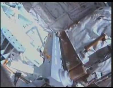 [STS-131] Discovery : EVA 3 Anderson & Mastracchio Sans_t53
