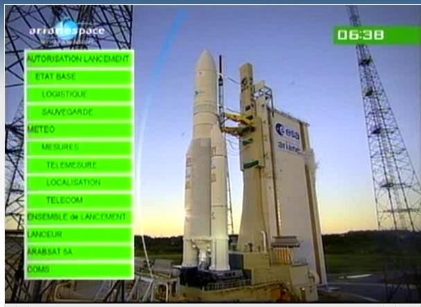 Ariane 5 ECA V195 : Arabsat 5A + COMS 1 (26/06/2010) - Page 5 Sans_t88