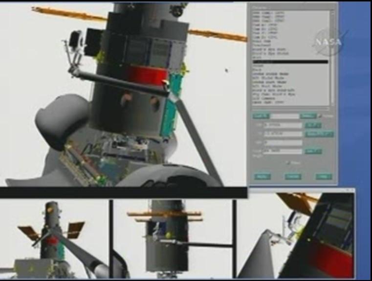 [STS-125] EVA - 1 Simula10