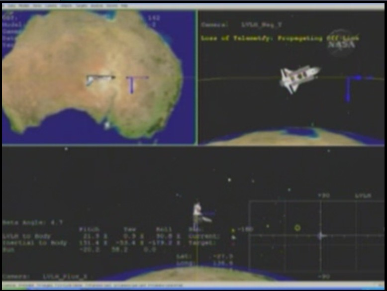 [STS 125 - Atlantis] : Retour sur Terre (dimanche 24 mai) Virage10