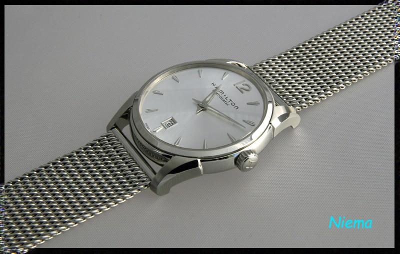 possesseurs d'une Hamilton jazzmaster slim, montrez nous vos bracelets H3851518