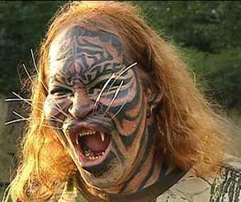 Full Bdoy Tattoo Tigerm11